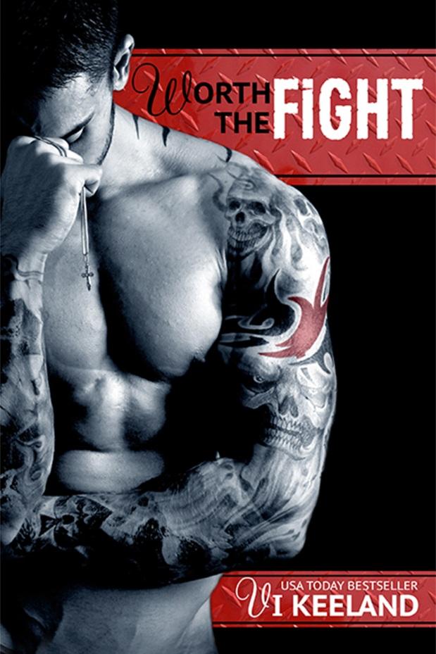 Worth the Fight 1400X2100