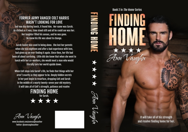 Finding Home Full Cover